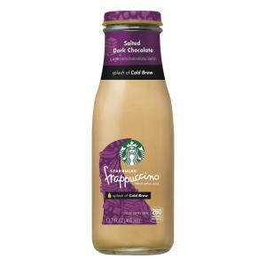 Starbucks Frappuccino Salted Dark Chocolate