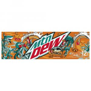 Mtn Dew Baja Punch