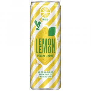 Lemon Lemon Sparkling Lemonade
