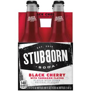 Stubborn Black Cherry With Tarragon Flavor