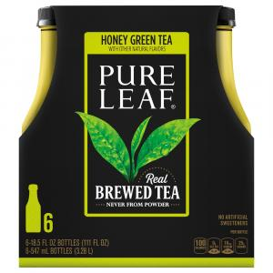 Pure Leaf Honey Green Tea