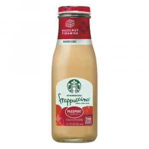 Starbucks Frappuccino Hazelnut Tiramisu
