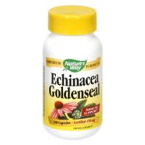 Nature's Way Organic Echinacea Gold Seal Combo