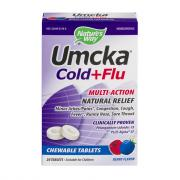 Nature's Way Umcka Cold + Flu Berry Chew