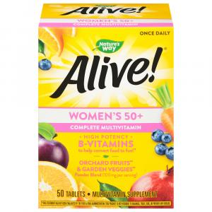 Nature's Way Alive! Women's 50+ Complete Multivitamin