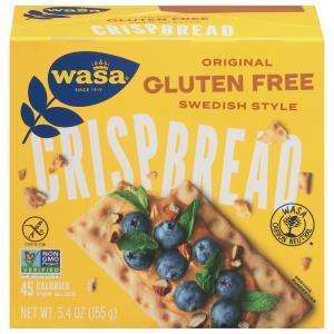 Wasa Gluten Free Original Crispbread