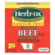 Herb-Ox Sodium Free Beef Broth
