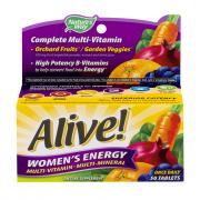 Nature's Way Alive! Womens Daily Multivitamin