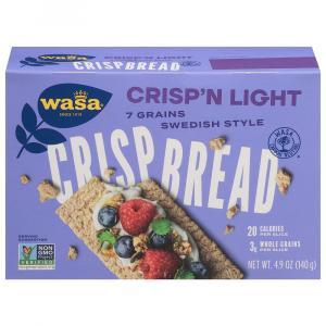 Wasa 7 Grain Cracker Bread