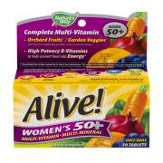 Nature's Way Alive! 50 Plus Women