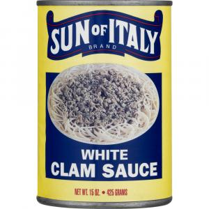 Sun of Italy White Clam Sauce