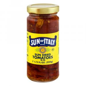 Sun of Italy Sun Dried Tomatoes in Oil