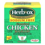 Herb-Ox Sodium Free Chicken Broth