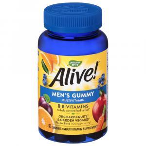 Nature's Way Alive! Men's Gummy Vitamins