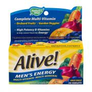 Nature's Way Alive! Men's Multivitamin