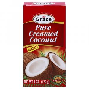 Grace Pure Creamed Coconut