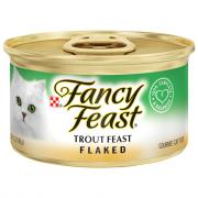 Fancy Feast Flaked Trout Canned Cat Food