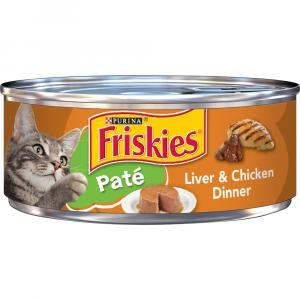 Friskies Buffet Liver & Chicken Canned Cat Food