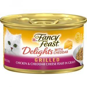 Fancy Feast Classic Chicken & Cheddar Cheese Feast