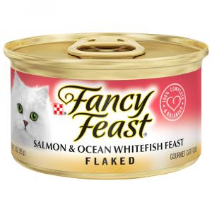 Fancy Feast Classic Salmon & Ocean Whitefish
