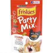 Friskies Tartar Chicken & Liver Cat Treats