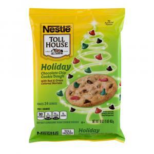 Nestle Holloween Chocolate Chip Cookies