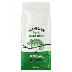 Chameleon Organic Ground Coffee Guatemala