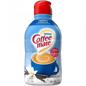 Nestle Coffee-mate French Vanilla Non-dairy Creamer