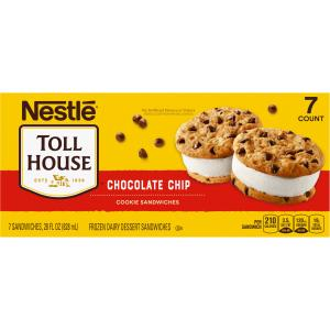 Toll House Cookie Sandwich Vanilla