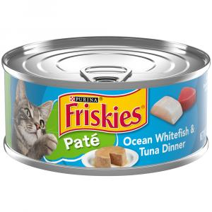 Friskies Buffet Ocean Whitefish & Tuna Canned Cat Food