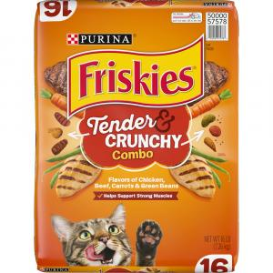 Friskies Grillers Tender And Crunchy Cat Food