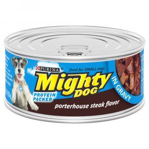 Mighty Dog Seared Porterhouse Steak