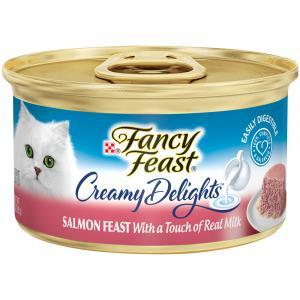 Fancy Feast Creamy Delight Salmon