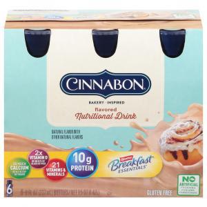 Carnation Breakfast Essentials Cinnabon Flavored Drink