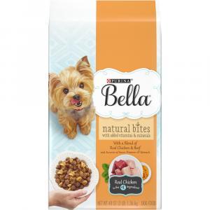 Bella Natural Bites Chicken And Beef