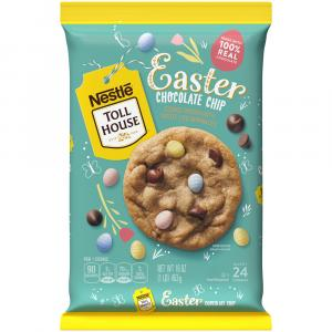 Nestle Toll House Easter Chocolate Chip Cookies