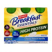 Carnation Breakfast Essentials Rich High Protein Vanilla