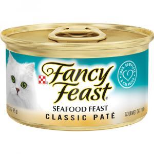 Fancy Feast Classic Seafood Feast
