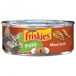 Friskies Buffet Mixed Grill Canned Cat Food