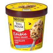 Nestle Toll House Edible Chocolate Chip Cookie Dough