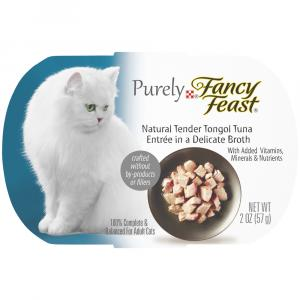 Fancy Feast Purely Tongol Tuna