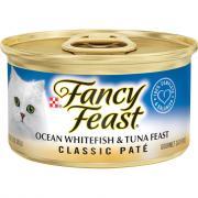 Fancy Feast Classic Ocean Whitefish & Tuna