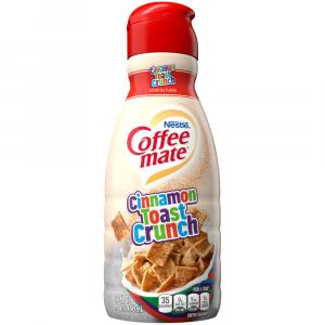 Nestle Coffee-Mate Cinnamon Toast Crunch Liquid Creamer