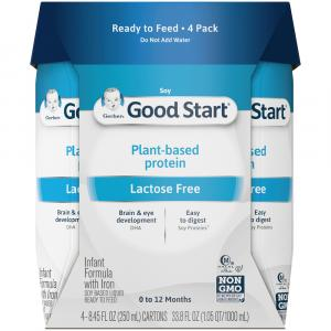 Gerber Good Start Soy Ready To Feed