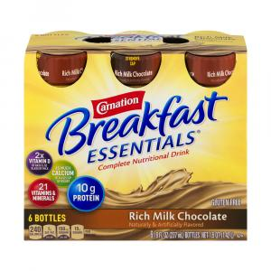Carnation Breakfast Essentials Milk Chocolate