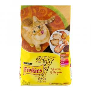Friskies Seven Cat Food