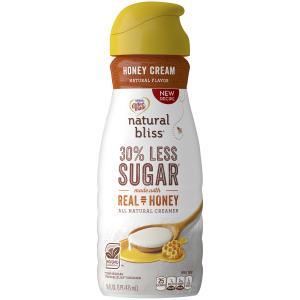 Coffeemate Natural Bliss Honey Cream Creamer