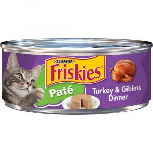 Friskies Buffet Turkey & Giblets Canned Cat Food
