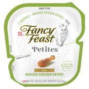 Fancy Feast Petites Braised Chicken Entree Pate
