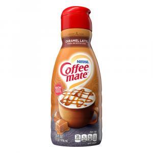 Nestle Coffee-Mate Caramel Latte Non-Dairy Creamer